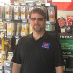 Dave Williams of D. Williams Construction Supply