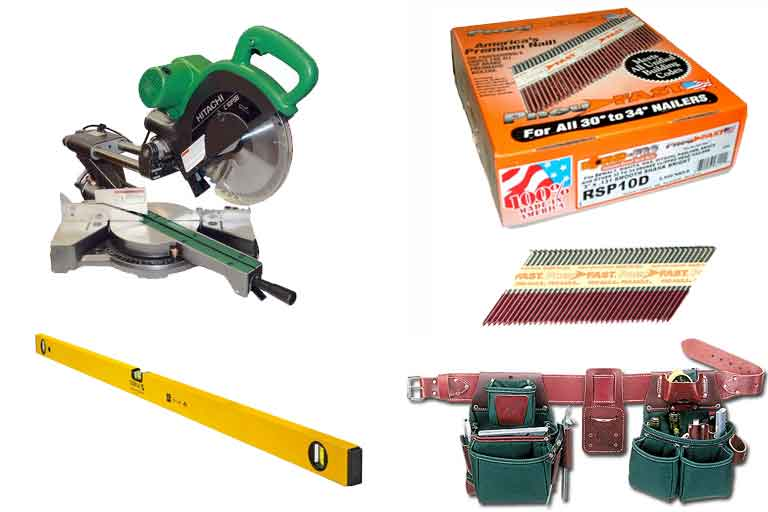 D. Williams Construction Supply Featured Products